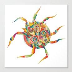 Spiderdream Canvas Print