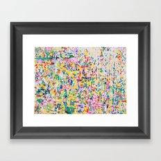 Vida Nueva Framed Art Print