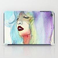 melissa smith iPad Cases featuring Melissa Stastiuk by Bea Barnachea