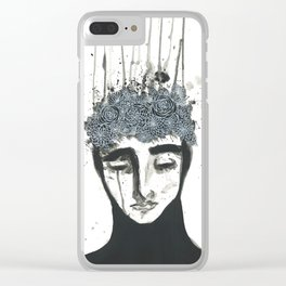 Soft Boys Clear iPhone Case