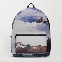 Hidden in the heights Backpack