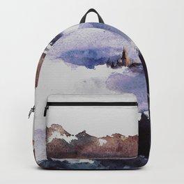 Hidden in the heights Backpack