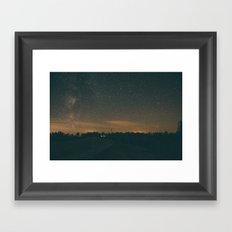 Starry Night III Framed Art Print