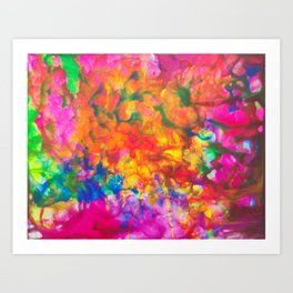 Deterministic Imperfection Art Print