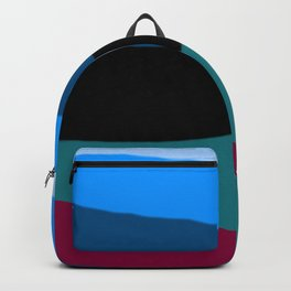 Cool Evening Beach View Backpack