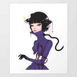 Broken Doll No.4 Art Print
