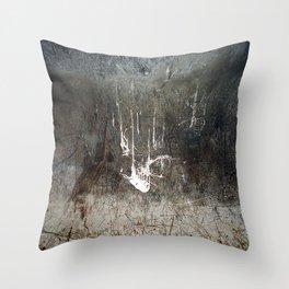 Pareidolia-4 Throw Pillow
