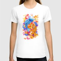 koi T-shirts featuring Koi  by Nelson J