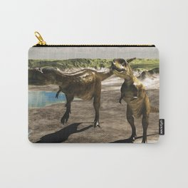 Dinosaur Abelisaurus 2 Carry-All Pouch