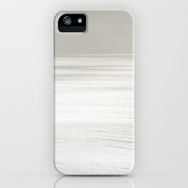 Above The Sea iPhone Case