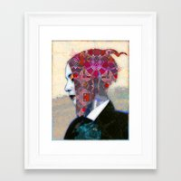 alt j Framed Art Prints featuring Dream Alt by Steve W Schwartz Art