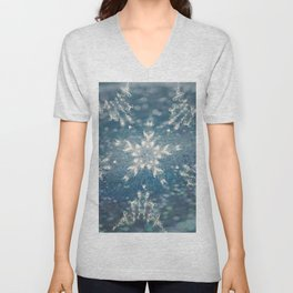Winter Fairydust Unisex V-Neck