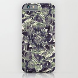 Modern Abstract Print iPhone Case