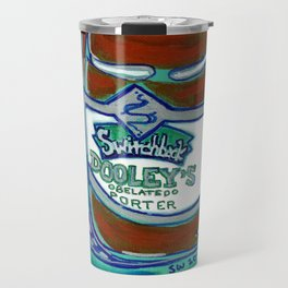 Switchback - Dooley's Belated Porter Travel Mug