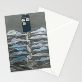 Doctor Who Magical Staircase Stationery Cards