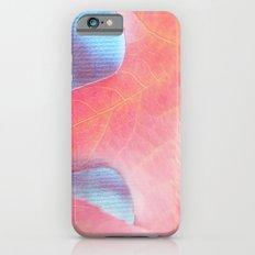 Dancing Leaves Slim Case iPhone 6s