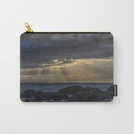 Sunset and God beams Carry-All Pouch