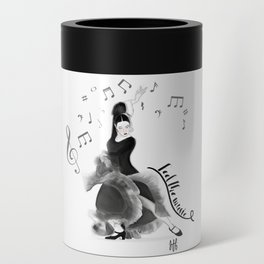 Flamenco dancer Can Cooler