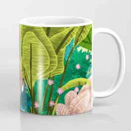 Jungle Tiger Coffee Mug