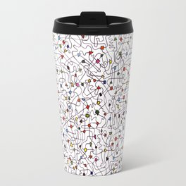 The Brain Number Three Travel Mug
