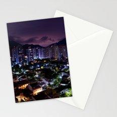 Purple Rio Stationery Cards