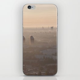 metropolis awakes iPhone Skin