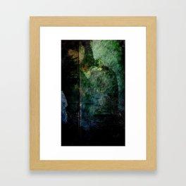 Burned Into Every Dream Framed Art Print