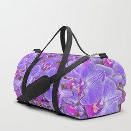 Violet Orchid Pleasure Duffle Bag