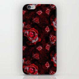 chrystal rose iPhone Skin