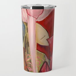 Red Shadow Travel Mug