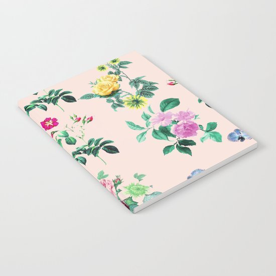 Florals #society6 #decor #lifestyle #tech Notebook