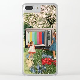 Kids These Days II Clear iPhone Case