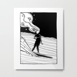 """ Dawn Patrol "" Metal Print"