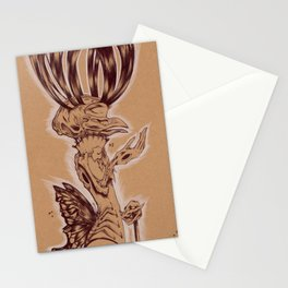 Sunday Conductor Stationery Cards