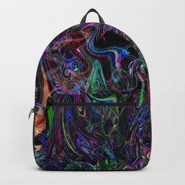 Fluorescent Fox Backpack