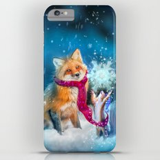 First Snow Slim Case iPhone 6 Plus