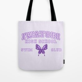 Iwatobi - Betterfly Tote Bag