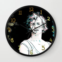 Nureyev Wall Clock