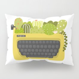 Be Unexpected Pillow Sham