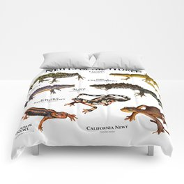Newts of the World Comforters