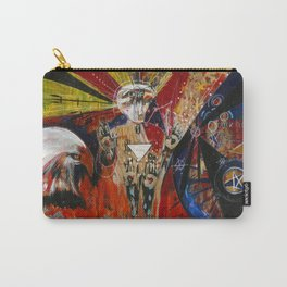 I Remember Carry-All Pouch