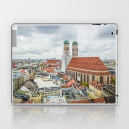 The Cathedral of Munich Laptop & iPad Skin