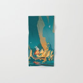 Master and student Hand & Bath Towel