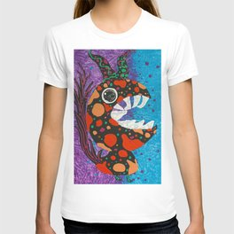 Chicken #Funny creature Series T-shirt