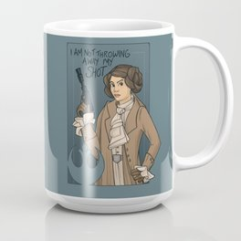 She's Young, Scrappy, and Hungry. Coffee Mug