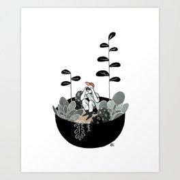 indoorsy Art Print