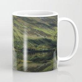Scottish Highlands Lake Reflection Coffee Mug