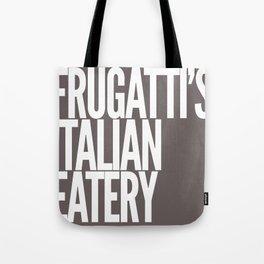 Frugatti's 2 Tote Bag