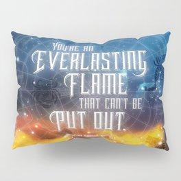 Zodiac - Everlasting Flame Pillow Sham