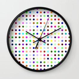 Codeine Wall Clock